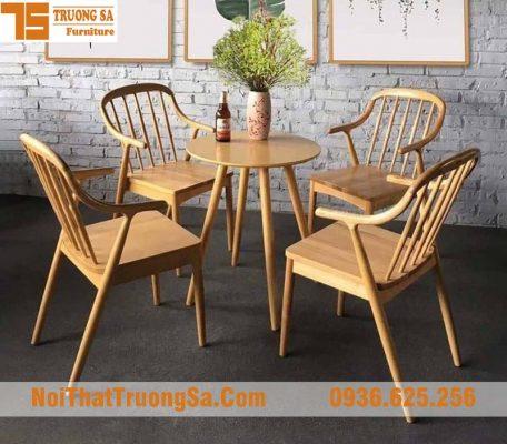 bàn ghế cà phê TS339