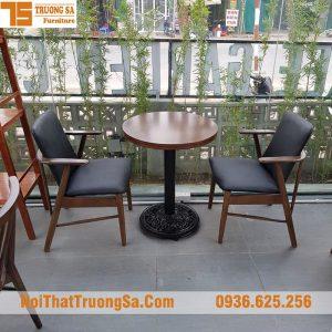bàn ghế cafe đẹp TS223