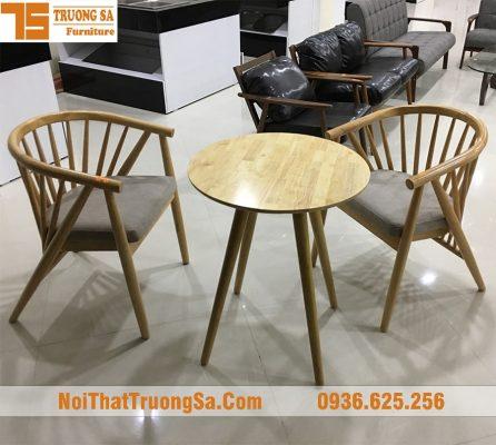 bàn ghế cà phê TS275