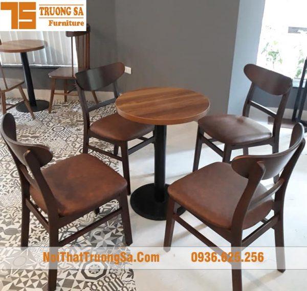 bàn ghế cafe giá rẻ TS279
