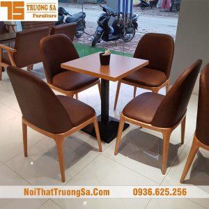 Bàn ghế cafe cao cấp TS327