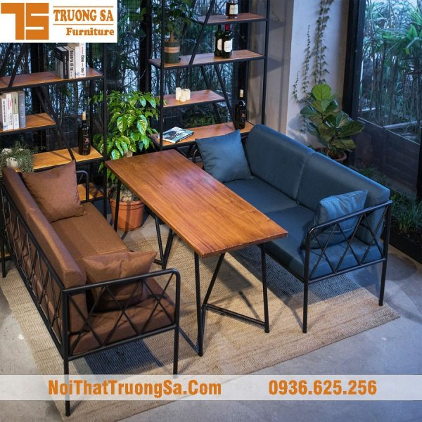 Ghế sofa cafe TS237