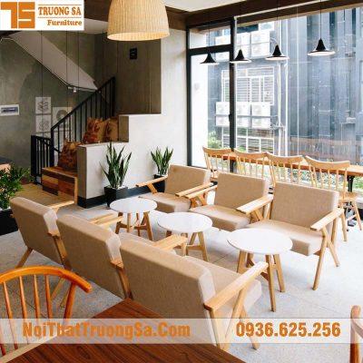 Bàn ghế sofa cà phê TS334