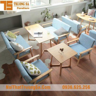 sofa cafe giá rẻ TS258