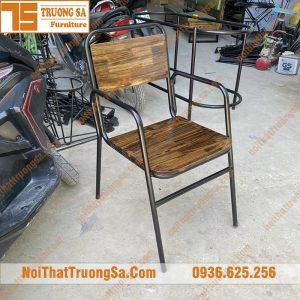 Bộ bàn ghế sắt đẹp TS340