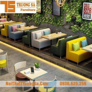 Sofa cafe giá rẻ TS269