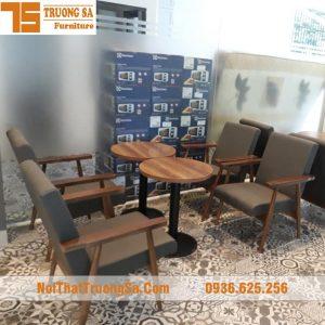 Sofa cafe đẹp TS281