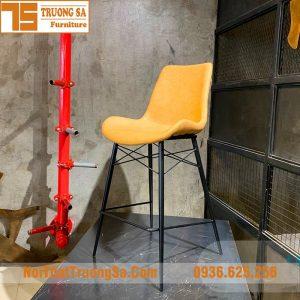 ghế bar sắt retro TS506