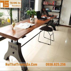 Mặt bàn nguyên khối TS603