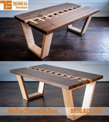 Bàn gỗ decor TS627