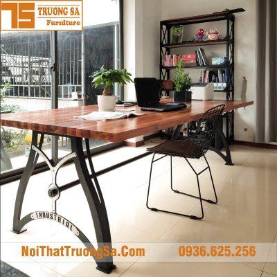 bàn làm việc decor TS622