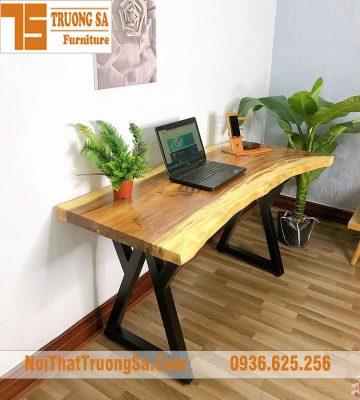 bàn decor gỗ TS625