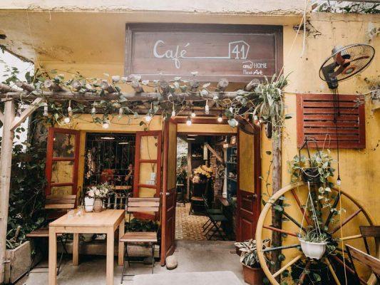 mở quán cafe cần những gì